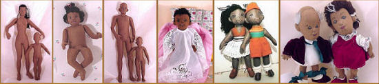 Designs by Sandra M. Blake – S. O. Dollightful Dolls