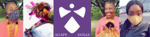 Agape Dolls by Carole