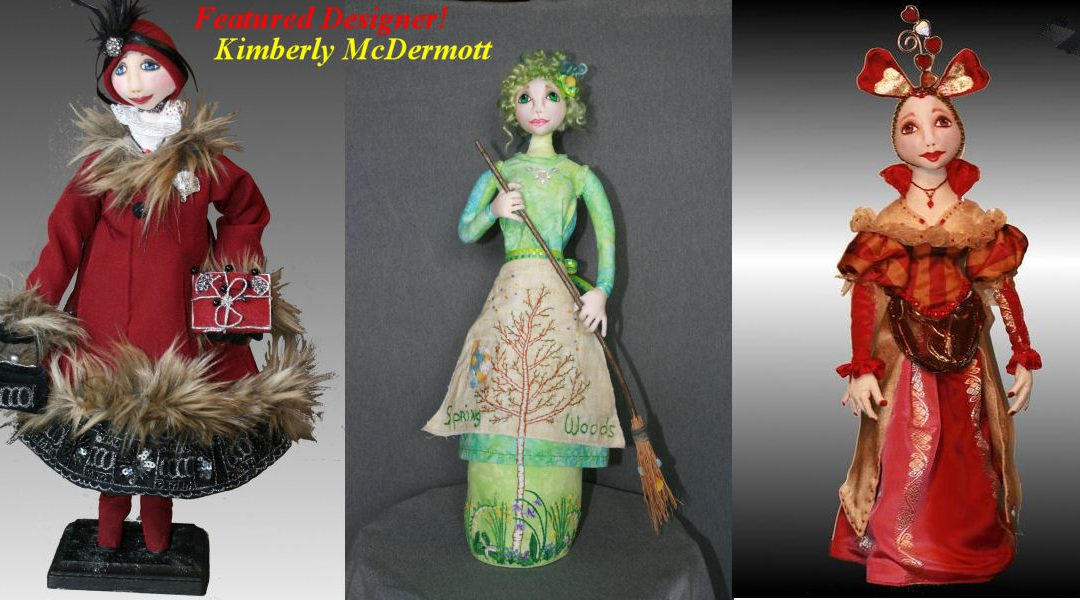 Kim McDermott Cloth Doll Designs